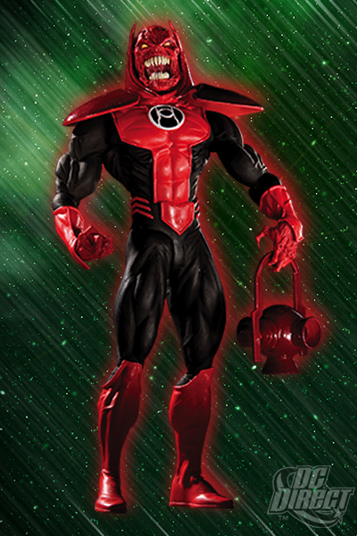 Green Lantern Red Son Costume Red Son Green Lantern Action