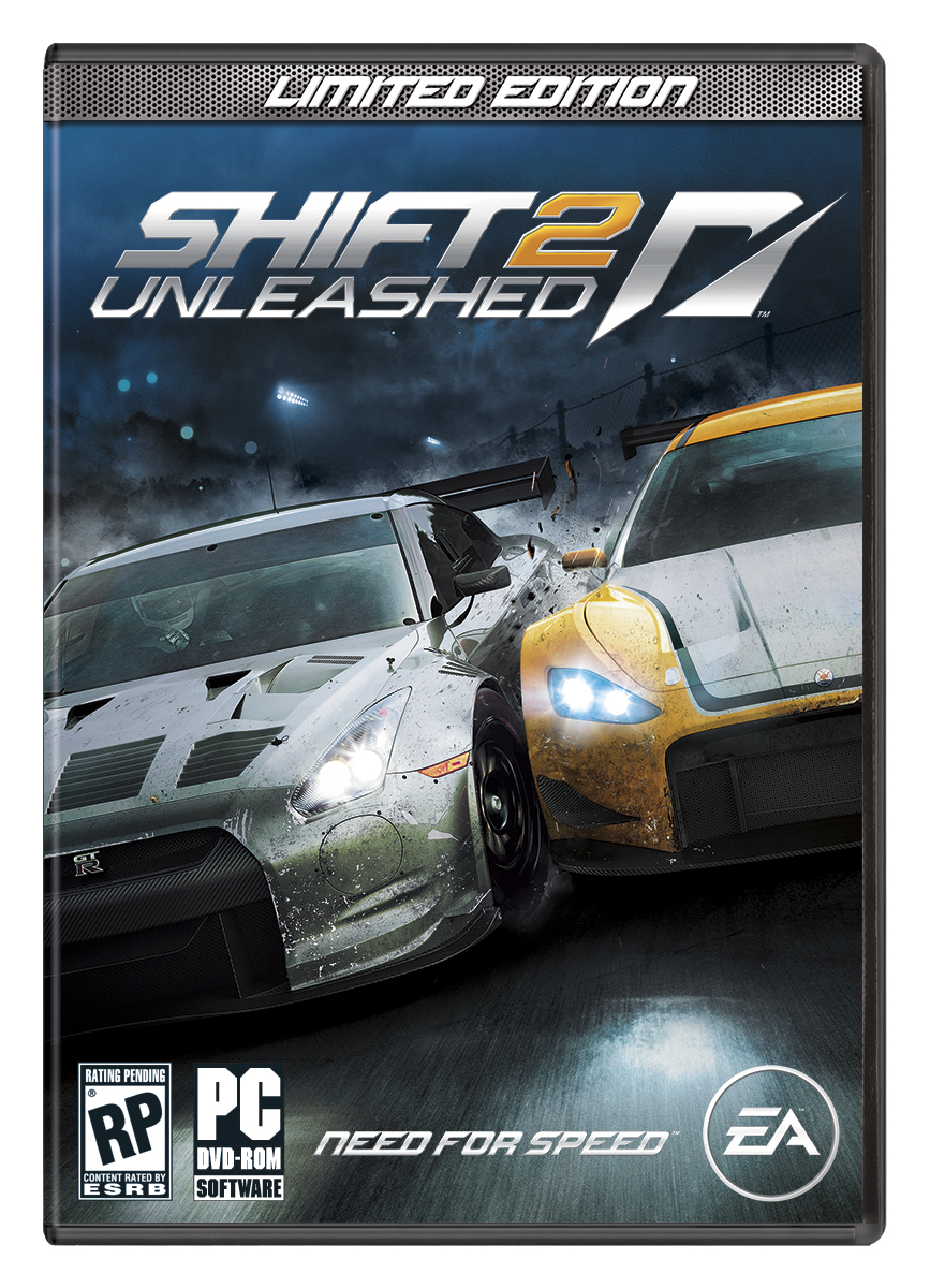 need for speed shift 2 unleashed limited edition