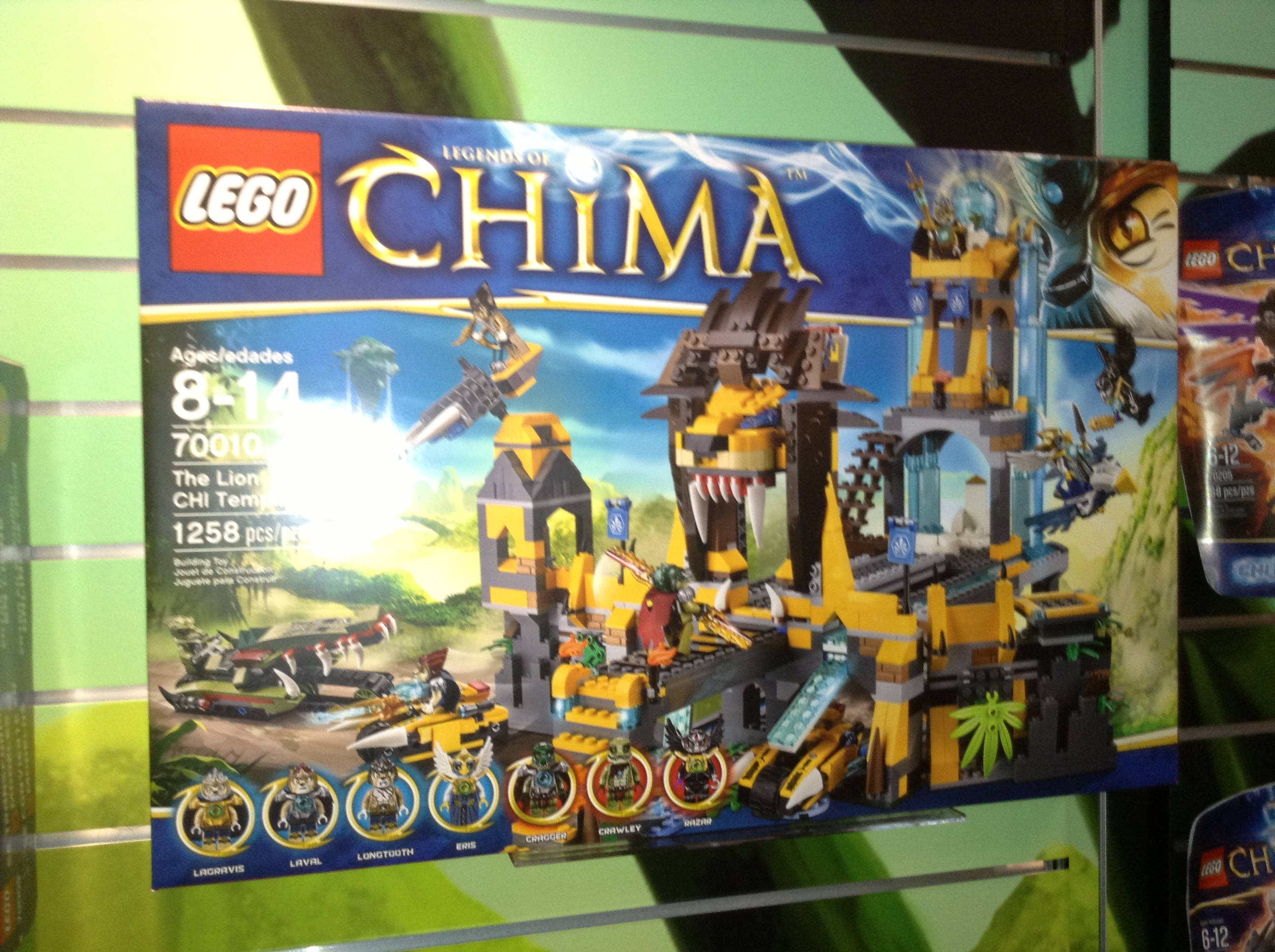 thumbs img 0028 TOY FAIR 2013 COVERAGE: LEGO Chima