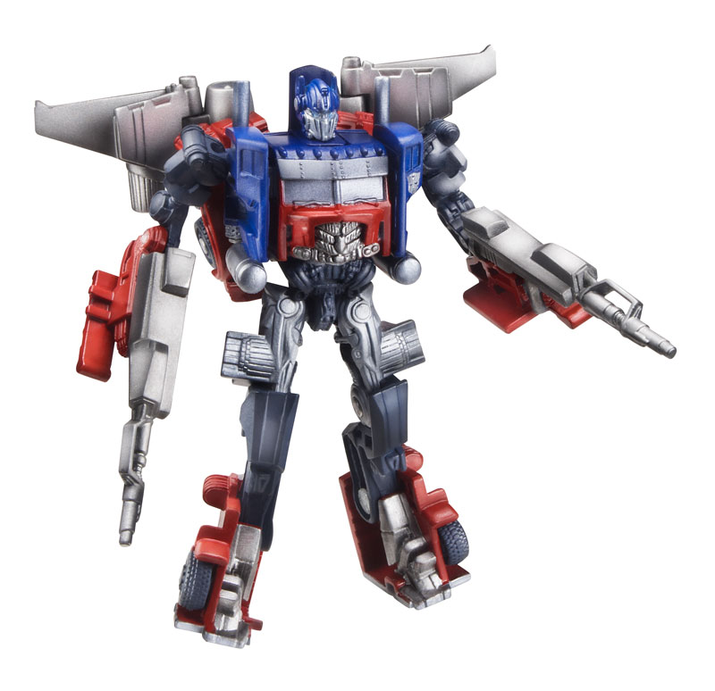 transformers dark of the moon optimus prime figure. Each figure sold separately.