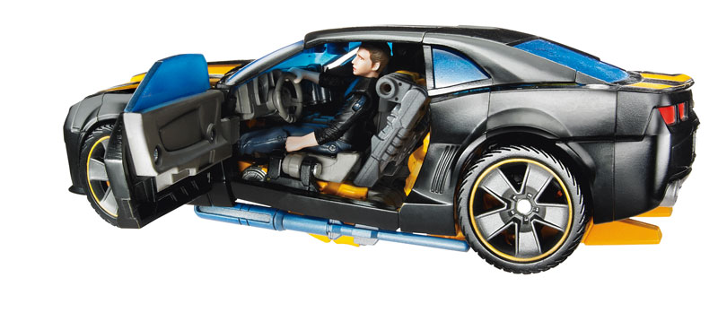 transformers dark of the moon bumblebee toy. Inside Pulse | Toy Fair 2011: