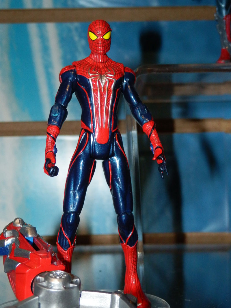 The amazing spider man toys - photo#10