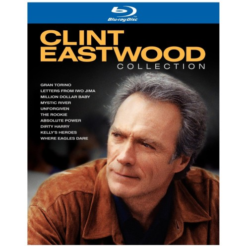Blu-ray Deal Of The Week: Clint Eastwood Collection $52.99 At Amazon