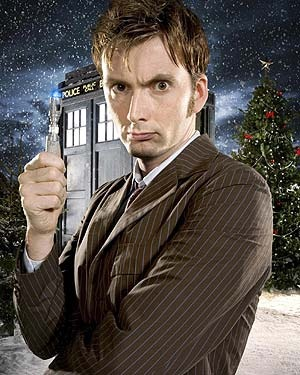 Tennant's my doctor.