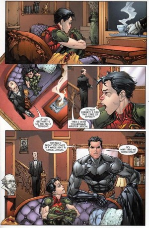 Red Hood and the Outlaws 3 Jason Todd reboot pic 1