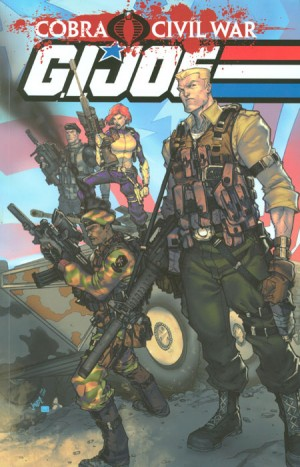 Cobra Civil War G.I. Joe Volume 1