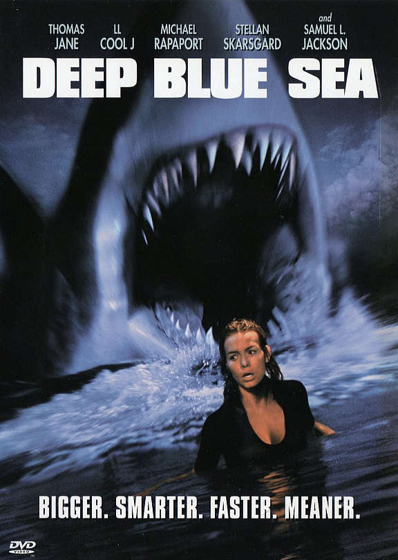 Deep Blue Sea dvd cover ... mrs morgan friend milf, sexymatureincestgallery. mature pregnant women