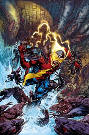 Earth 2 #2 Jay Garrick