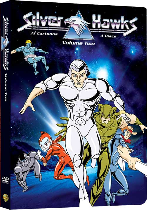 SilverHawks, Vol. 1 movie