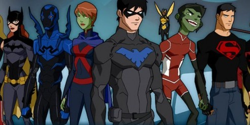 Young Justice Invasion Cast Season 2