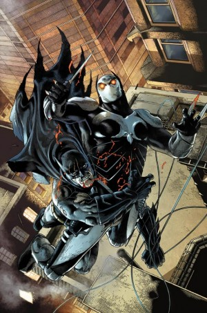 Inside Pulse | Batman 11 variant cover Andy Clarke Owlman