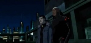 Young Justice Invasion Depths 13 Aqualad &amp; glamor Artemis