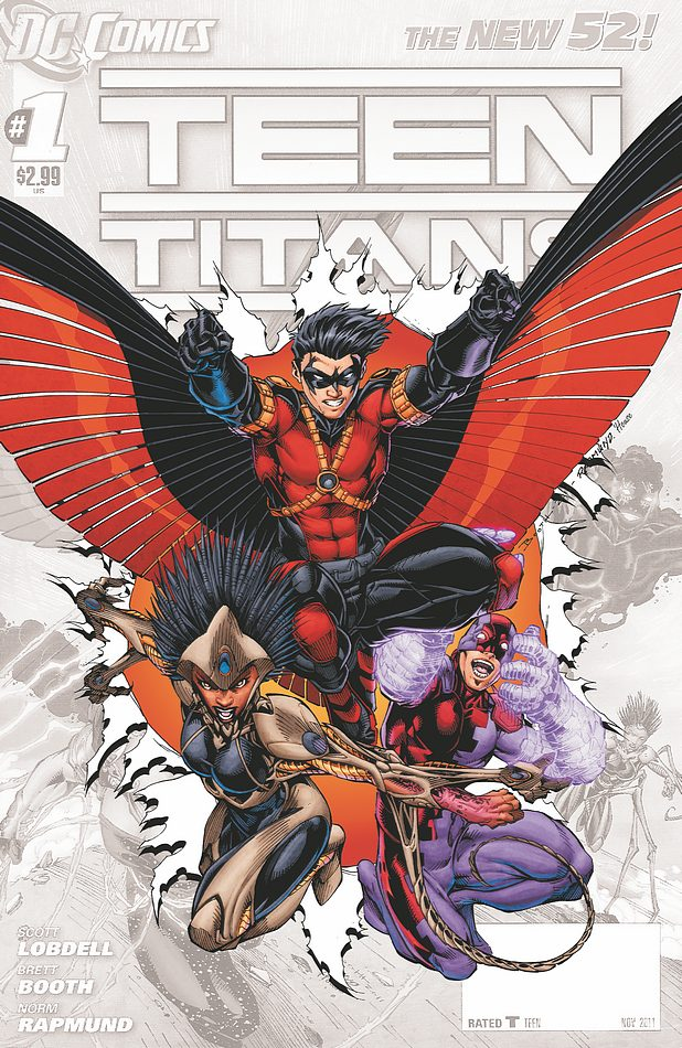 Zero Month Teen Titans Robin Time Drake CumGet.com   The Ultimate Adult Arcade   Robo Sex Game