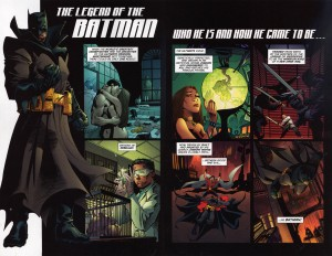 Batman 666 Damian Wayne past and future