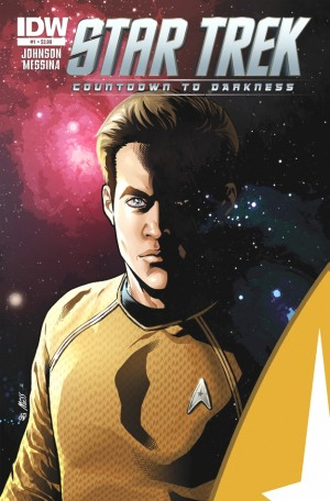 Star Trek Countdown to Darkness #1 prequel IDW