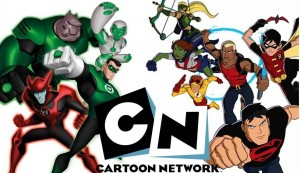 Young Justice Invasion & Green Lantern The Animated Series on Cartoon Network by DC Nation