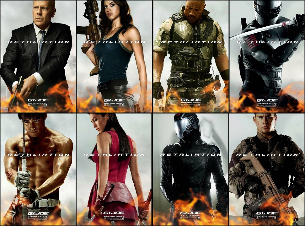 [Pelicula] G.I. Joe: Retaliation [2013][DVDRip] | MG