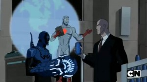 Young Justice Invasion Overall Episode 46 Season 2 Episode 20 Endgame Heroes United 3