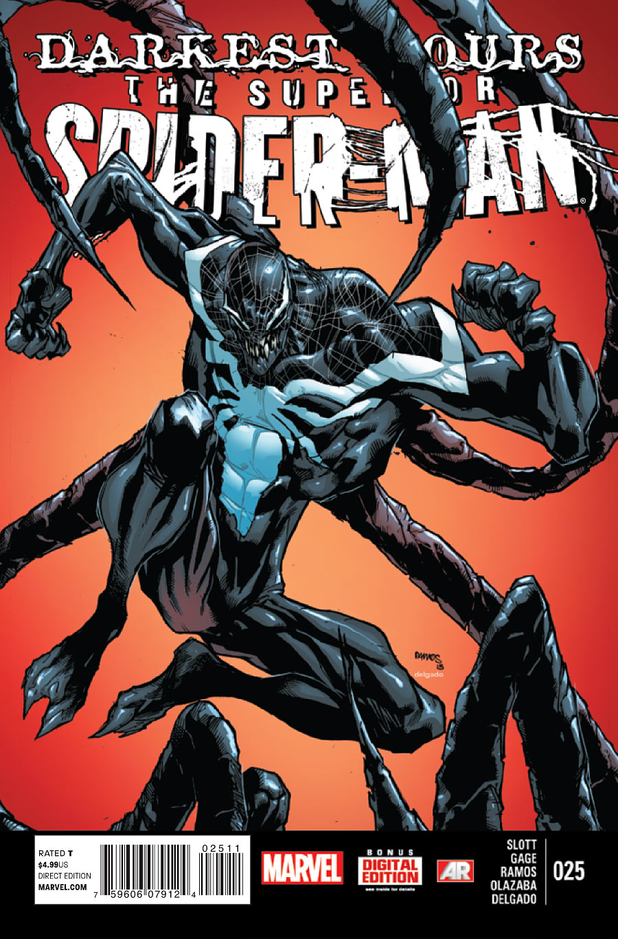 superior spiderman 25 spoilers does the end of doctor