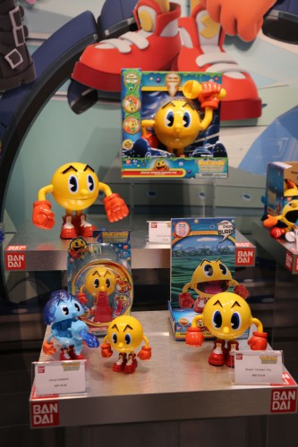Toys And Adventures : Inside pulse toy fair coverage pac man and the