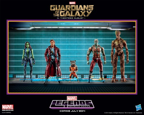 Trailer đầu tiên của Meet the Guardians of the Galaxy