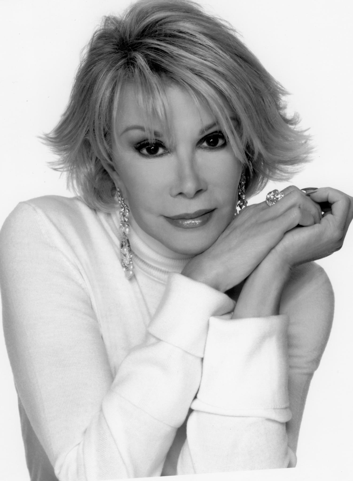 Melissa rivers the daughter of legenedary comedian joan rivers and