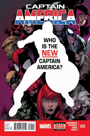 Captain America #25 Avengers Now Spoilers Preview Review 1