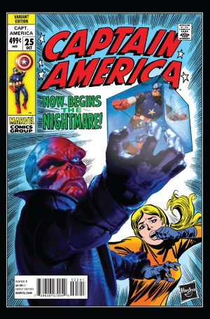 Captain America #25 Avengers Now Spoilers Preview Review 4