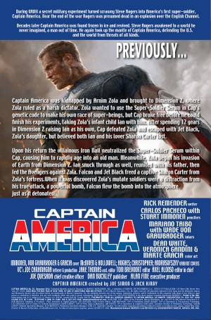 Captain America #25 Avengers Now Spoilers Preview Review 7