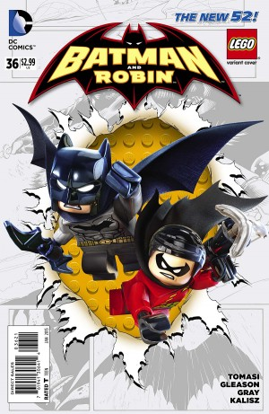 Batman and Robin #36 Robin Rises Part 4 Spoilers and Review 2