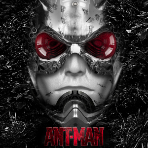 Ant-Man movie poster logo icon
