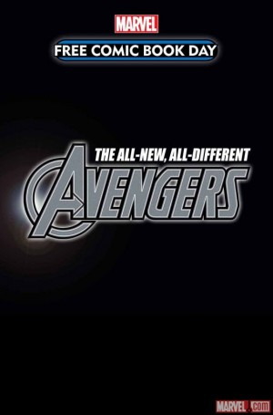 The All-New All-Different Avengers #0 FCBD 2015
