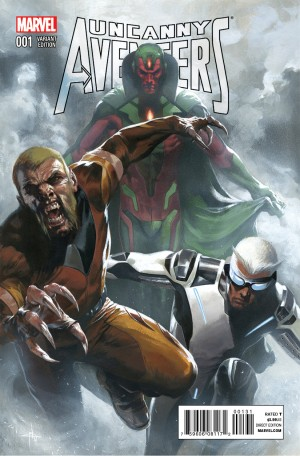 Uncanny Avengers 1 review spoilers 3