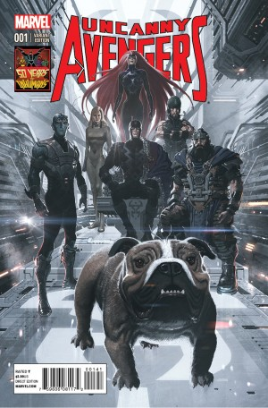 Uncanny Avengers 1 review spoilers 4