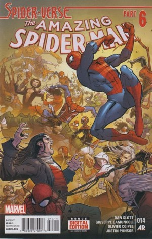 Amazing Spider-Man 14 review spoilers 1