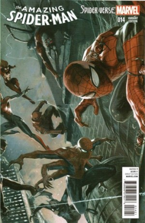 Amazing Spider-Man 14 review spoilers 2