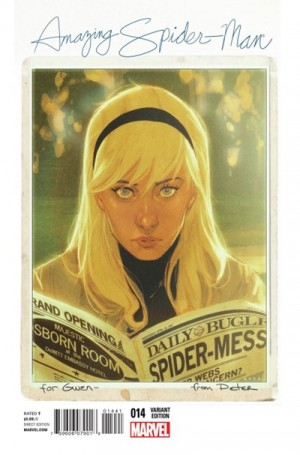 Amazing Spider-Man 14 review spoilers 4
