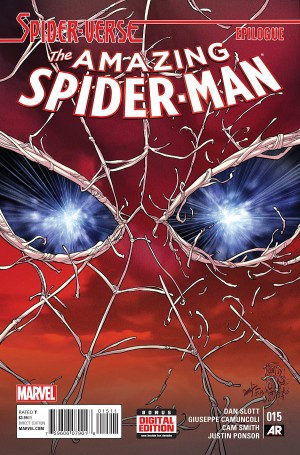 Amazing Spider-Man #15 preview spoilers 1