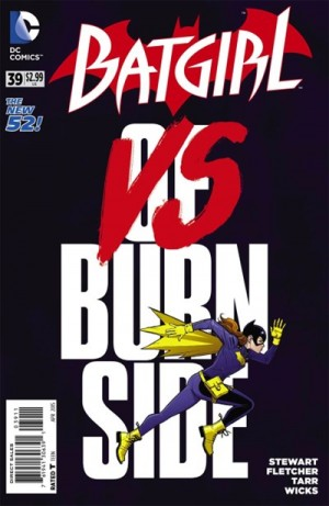 Batgirl 39 review spoilers 1