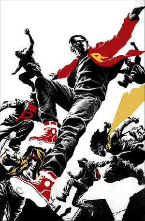 DC Comics June 2015 We are Robin #1