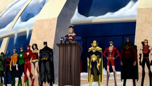 Icon joins Justice League in Young Justice Invasion