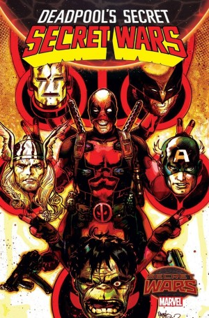 Secret Wars 2015 Deadpool's Secret Secret Wars
