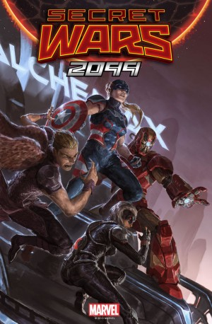 Secret Wars 2099 in 2015