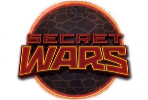 Secret Wars battleworld icon logo