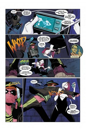 Spider-Gwen #1 preview w spoilers 6