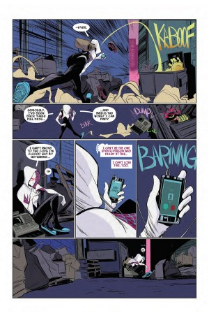 Spider-Gwen #1 preview w spoilers 7