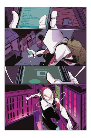 Spider-Gwen #1 preview w spoilers 8