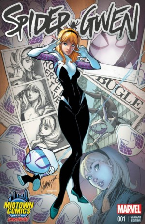 Spider-Gwen #1 preview w spoilers 9