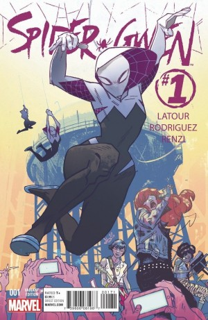 Spider-Gwen 1 review spoilers 9