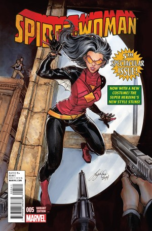 Spider-Woman #5 spoilers preview 3